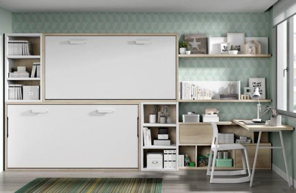 Soluciones a medida para habitaciones infantiles y for Muebles infantiles ros